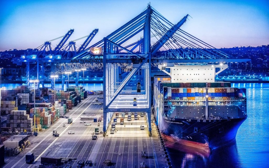APM Terminals secures LA Pier 400 deal