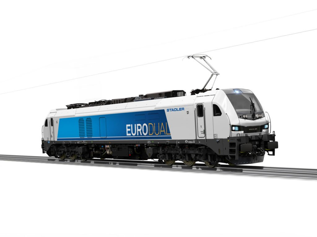 Stadler secures contract